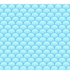 Scale Seamless Pattern vector image
