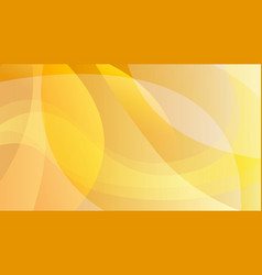 abstract orange color technology background vector image