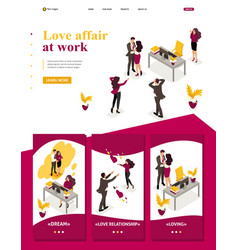 Love work colleagues shocked colleagues vector