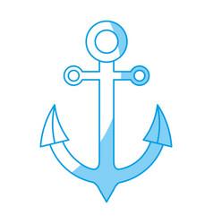 anchor icon image vector image vector image