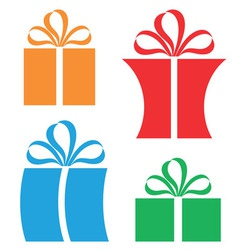 Gift Package vector