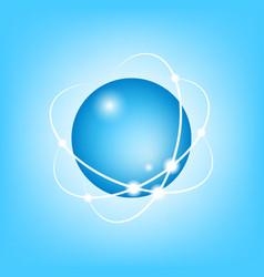 3D Atom vector