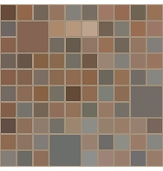Abstract brown textile seamless pattern background vector