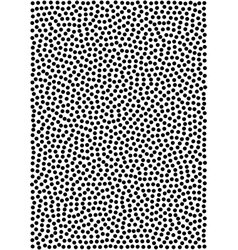 Abstract Halftone Dots Pattern Background a4 size vector