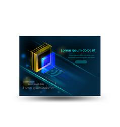 Big data deep learning server digital controls vector