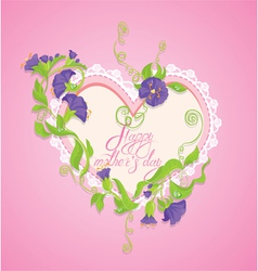 mother day card 4 380 vector image