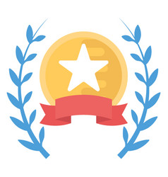 Sports award vector