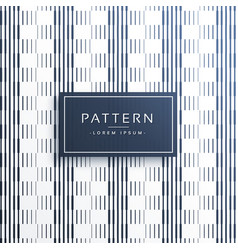 Vertical line pattern abstract background vector