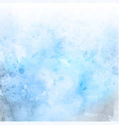 grunge watercolour background vector image vector image