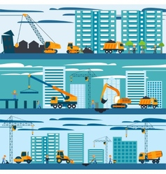 Construction And Building Concept vector