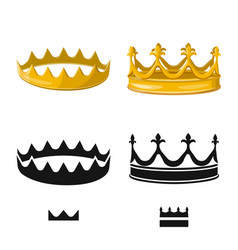 Medieval and nobility vector