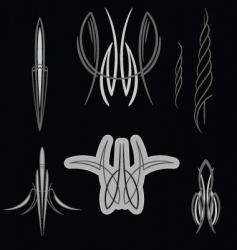 Pinstripe017 vector