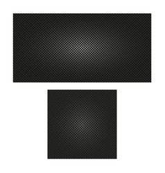 isolated abstract black color checkered seamless vector image