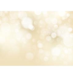 Christmas lights EPS 10 vector image