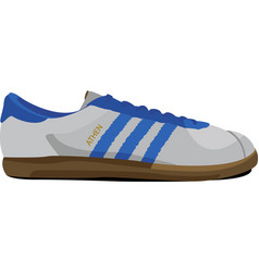 adidas athen style vector image