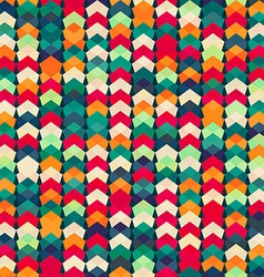colorful textile seamless pattern vector image