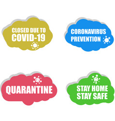 Coronavirus icon covid-19 icon coronavirus vector