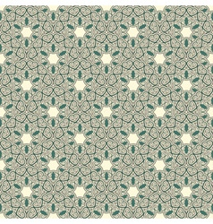 seamless pattern oriental style vector image vector image
