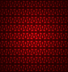 warm red diamond vector image vector image