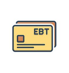 Ebt vector