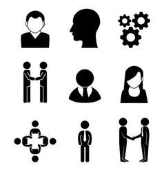 Strategic planning design vector