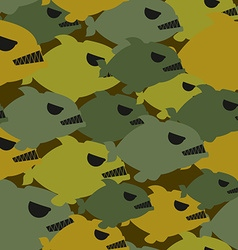 Army military camouflage from Piranha Protective vector