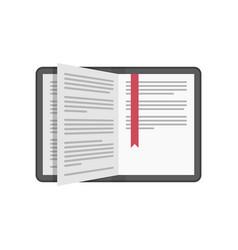 Book icon vector