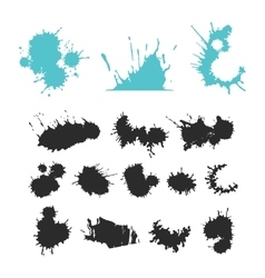 Abstract background set for design use vector image