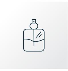 cologne spray icon line symbol premium quality vector image