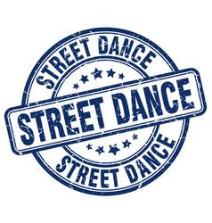 Street dance vector