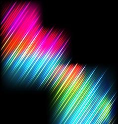 Abstract light technology backgroun vector