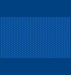 brushed metal aluminum blue classic colorful dark vector image