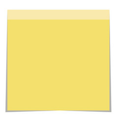 Note post on white background note post sign vector