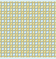 Seamless pattern with color lines vector