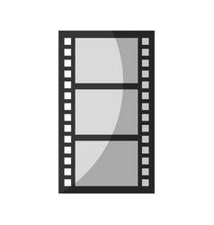 tape record film icon vector image