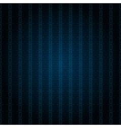 Emerald blue seamless Sparkle glitter background vector image vector image