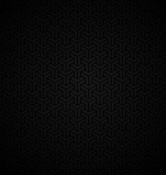 Dark vintage seamless background vector image