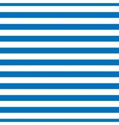 Stripe blue seamless pattern vector image vector image