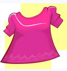 cloth vector image