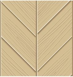 wooden texture a parquet vector image