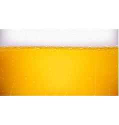 Beer background wide vector
