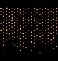 dots background vector image