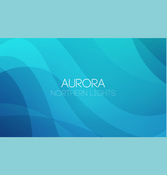 horizontal abstract backgrounds northern vector image
