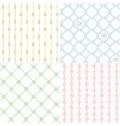 Pattern wedding vector