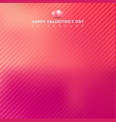 pink background with stripes diagonal pattern vector image