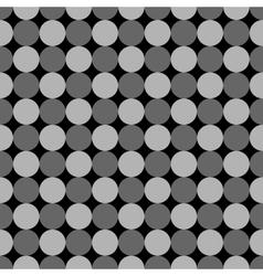 Polka dot geometric seamless pattern 5510 vector image