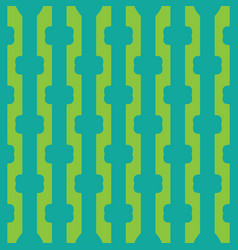 seamless abstract green vertical lines art pattern vector image