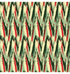 herringbone chevron vector image