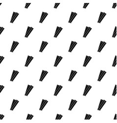 gums pattern seamless vector image