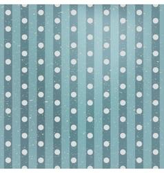 Vintage styled blue background vector image